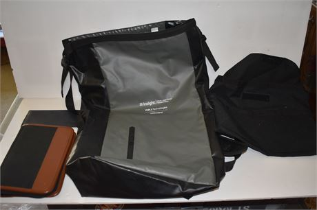 Laptop backpack and more