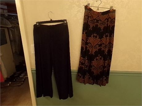 Gloria Sachs skirt, Chicos pants