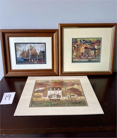 Americana Art - Charles Wysocki Prints