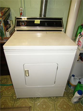 Whirlpool Clothes Dryer