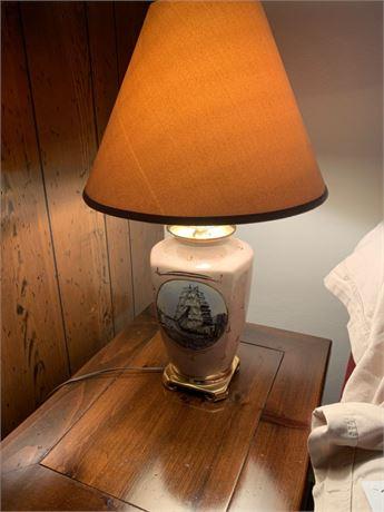CLIPPER LAMP