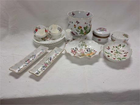 Aynsley Porcelain, Bone China and Others