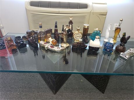 Vintage Avon Bottle lot