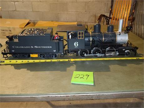 LGB #6 B-3-C Locomotive & Tender