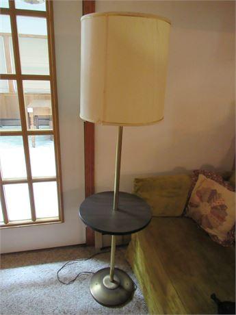 Floor Table Lamp, Vintage