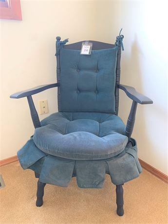 Vintage/Antique Platform Rocking Chair