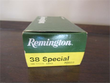 Remington 38 Special 50 Rounds