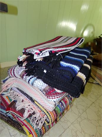Variety of Rugs