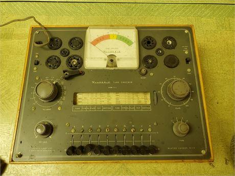 Heathkit Tube Checker TC-2