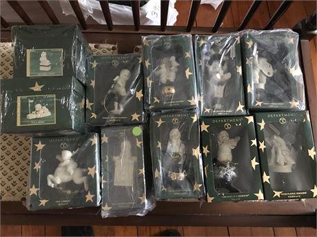 Snowbabies New in Original Box (11)