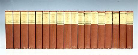 Honore De Balzac Book 18 Volumes