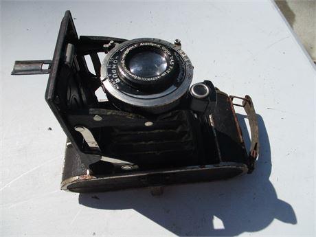 Antique COMPUR Voigtlander Accordion Lens Camera