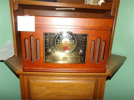 Crosley Radio, CD, and Record player