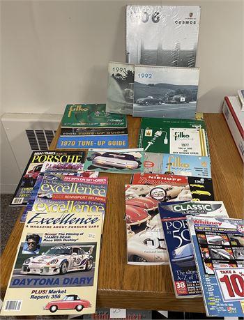 Filko Publications, Porsche Magazines, Calendars, and Museum Historic Calendar
