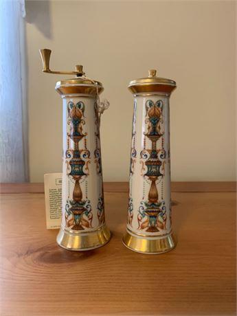 Lenox Pepper Grinder & Salt Shaker Set