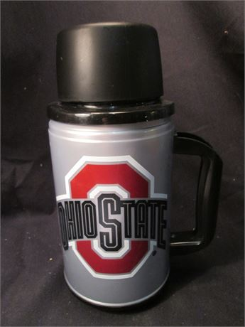 "The Ohio State University 10"" Wilson Sports Thermos"