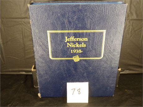 Jefferson Nickels book