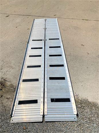 Aluminum Truck Ramps