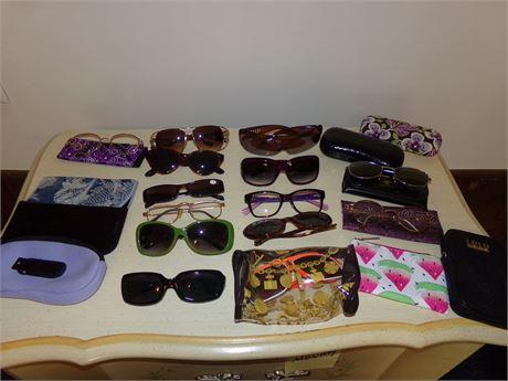 Ladies Sunglasses Lot