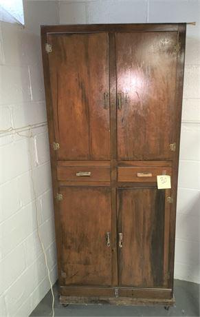 Wooden Cupboard Cabinet