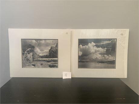 Ansel Adams Photos