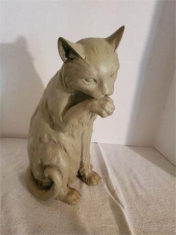 Cat Statue, New Creative Resin