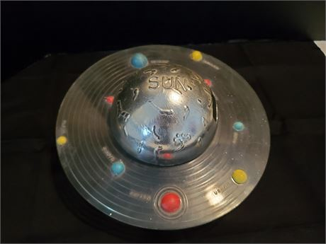 Vintage Astro Solar System Bank