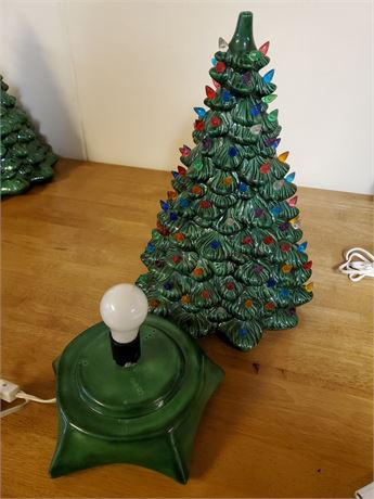 Another Vintage Ceramic Christmas Tree