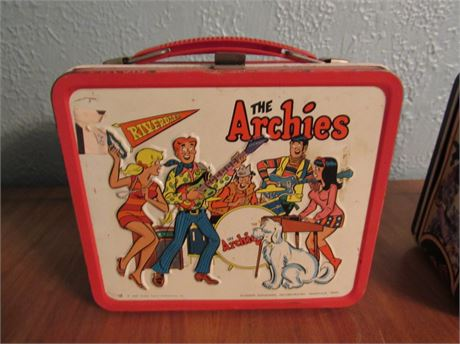 Vintage The Archie's Lunchbox