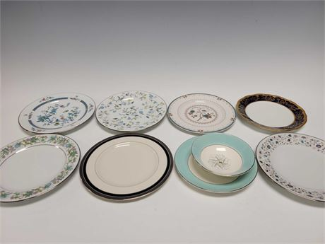 Royal Doulton and other Porcelain Plates