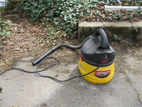 Stinger Wet Dry Vac as shown