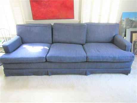 Shaw Furniture Custom Sofa