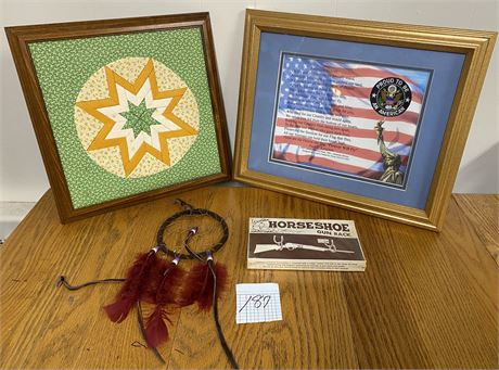 Items That Represent America - See Photos and Description