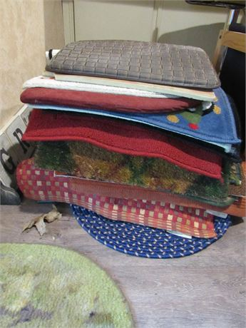 Tablecloths, Placemats, Throw Rugs