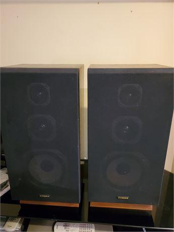 Fisher Speaker System Model DS-811