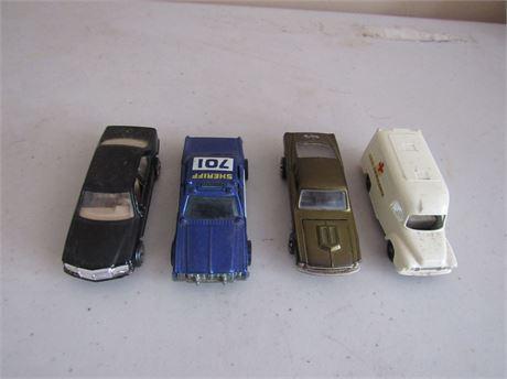 Hot Wheels & Matchbox Cars