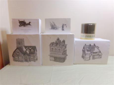 Dept. 56 Heritage Village Collection- Dickens' Village